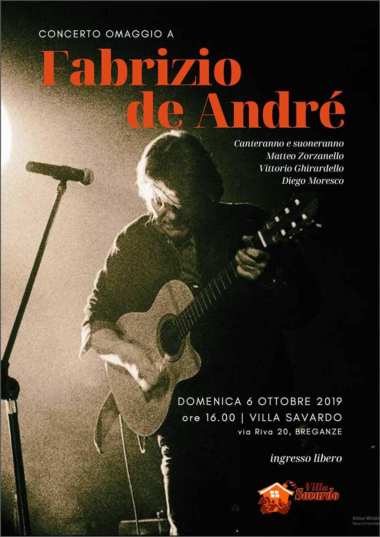 concerto 6 ottobre